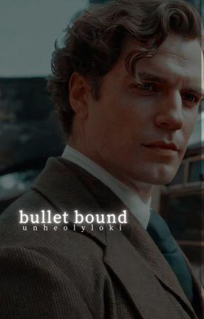 bullet bound (𝐿. 𝐿𝐴𝑈𝐹𝐸𝑌𝑆𝑂𝑁) by unheolyloki