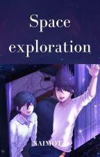 Space exploration (saimota) by annatheskinny