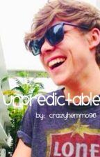 Unpredictable // a.i. by CrazyHemmo96