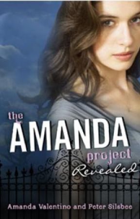 The Amanda Project Book 2: Revealed by theamandaproject