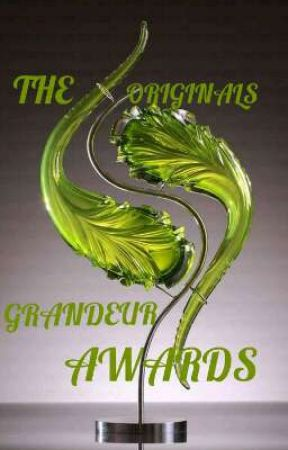 THE ORIGINALS GRANDEUR AWARDS 2020 by OriginalsGrandeur_C