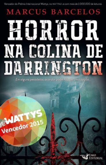 Horror na Colina de Darrington by MVBarcelos