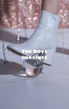 The Boyz Imagines by sunkyutieee
