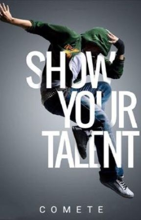 Show your talent  by Ashley_Lowell
