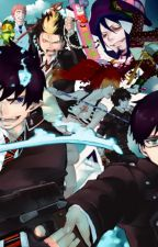 Blue Exorcist Imagines by AvengingSupernatural