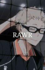 rawr. tags by -applepii