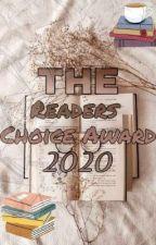 The Readers Choice Award 2020 by TearsInDiamonds