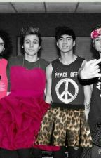 Out Of My Limit-5 Seconds Of Summer by juliesanborn2