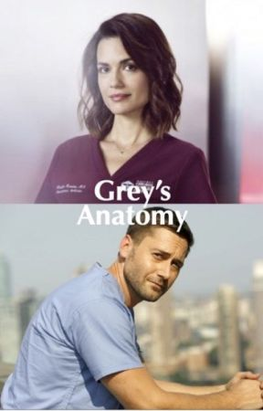 grey's anatomy by its_fanfic_books_101