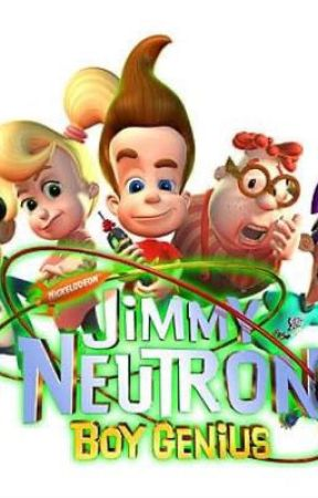 Jimmy Neutron: Boy Genius  by MichaelsMoonwalkerz