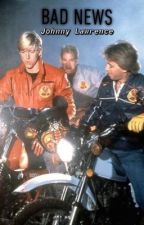 Bad News // Johnny Lawrence  by spacewalker11