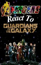 "Avengers React to ""𝕋𝕙𝕖 𝔾𝕦𝕒𝕣𝕕𝕚𝕒𝕟𝕤 𝕆𝕗 𝕋𝕙𝕖 𝔾𝕒𝕝𝕒𝕩𝕪"" by ImFBoredd"