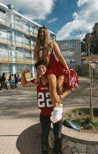 My Cheerleader by haydenxannie45