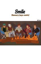 Smile » Zianourry Zayn Centric AU by Chestnut28