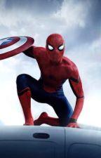 Peter Parker x reader by violettwh
