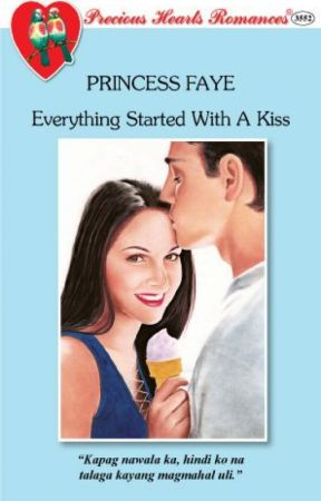Everything Started With A Kiss by CFVicente