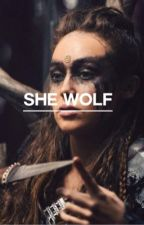 SHE-WOLF | BJORN IRONSIDE by arios2004