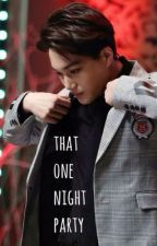 It Started With That One Party ( EXO KAI ) by lolashtonkar