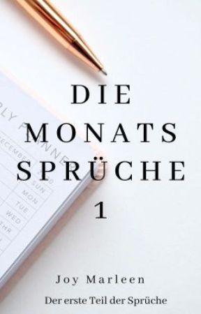 Die Monatssprüche by Hasky01