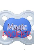Magic pacifier  by rebabyboy2
