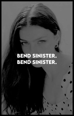 bend sinister ⎯ m. gray by vuIcans