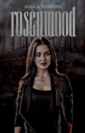 Rosenwood | TW & SH Crossover by GreekAva
