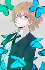 That Little Dork ( Byakuya Togami x reader ) by Dangaronpa_stories