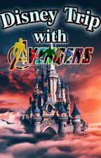 Avengers go to ✨Disney Land✨ by ImFBoredd