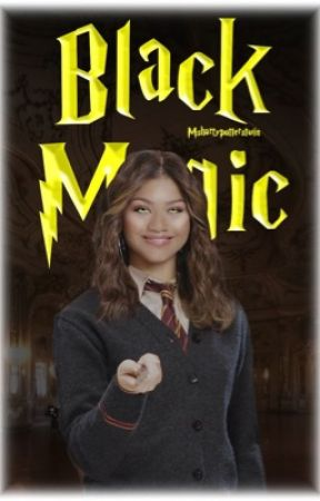 Black Magic _ Harry Potter «COMING SOON» by Msharrypotterstwin