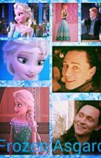 Frozen Asgard by ShadowhunterRayn