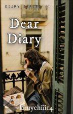 Dear Diary by kimychiii14