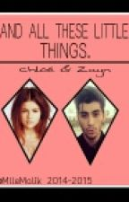And all these little things by MlleMalik