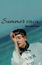 the summer vaca  by MahimaGubbi