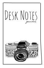 desk notes; luke hemmings || Tłumaczenie by karolajnaana