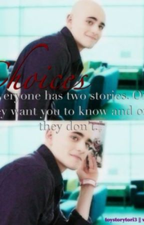 Choices || Red Band Society by toystorytori3