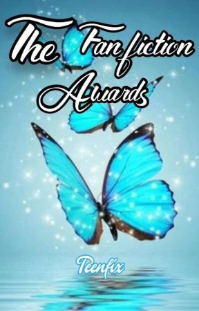 THE FAN FICTION AWARDS 2020 by TEEN_FIX