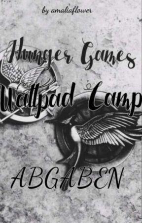 Hunger Games - Die etwas anderen Spiele  by amaliaflower214