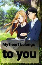 ~My heart belongs to you~ by SuzieWhatYouwant