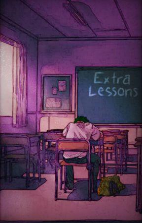 Extra Lessons | TodoDeku  by mahiru_and_heya
