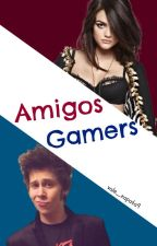 Amigos Gamers ~Elrubius by valee_zapata9