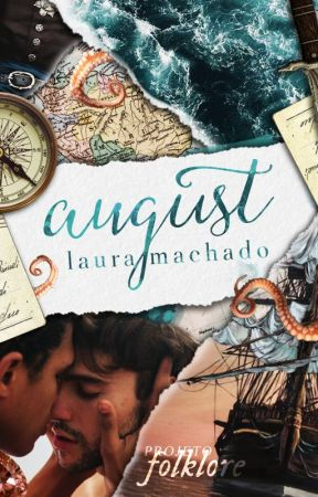 august | projeto folklore by LauraaMachado