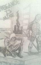 Vengeance Is Mine by raushanwatkins