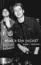 what's the point? {muke/cashton} by alwayslukeyyx