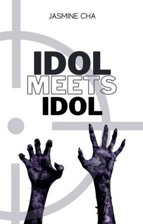 IDOL MEETS IDOL  by Jasmine-cha