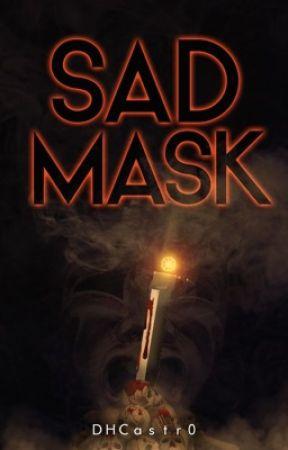 Sad Mask by DHCastr0