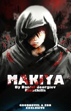 Makiya by Blentkills