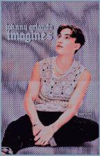 Johnny Orlando Imagines by loveforlou