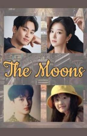The Moons (Psycho But It's Okay | AU) by pinkishdelight