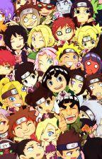 Naruto Poems by Kurokeiko
