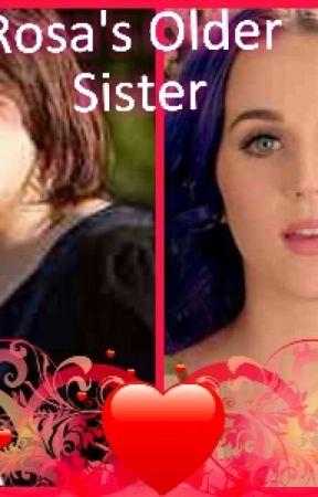 Rose's Older Sister (Dimitri Belikov Love Story) by JaspersWife2